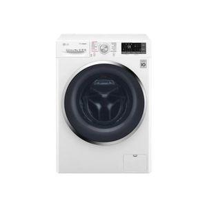 LAVE-LINGE LG F14J82WHST Machine à laver indépendant WiFi lar