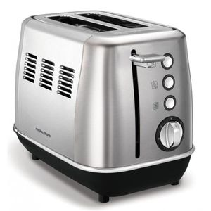 GRILLE-PAIN - TOASTER Grille pain MORPHY RICHARDS M 224406 EE