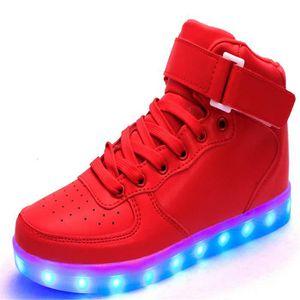 48df1df87484d BASKET 2016 nouvelles chaussures pour enfants lumineuse