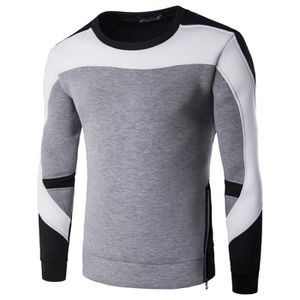 SWEATSHIRT Pull Sweat Homme Espace Coton Marque Luxe Pour Hom