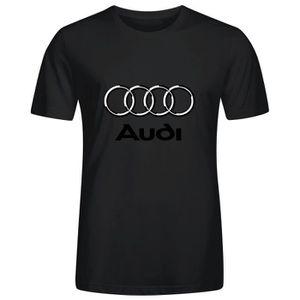 9b143717c4ef9 CHEMISE - CHEMISETTE Homme Unique Personnalisé Coton T shirt Audi 1 men