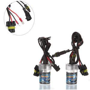 AMPOULE TABLEAU BORD LED Ampoules H7 | 35w | 5000K  H7 Xenon HID rempla
