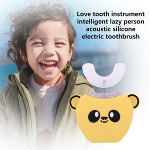BROSSE A DENTS ÉLEC U forme de Brosse Automatique à dents Amy Smart V-
