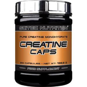 CRÉATINE Creatine 250caps Scitec Nutrition