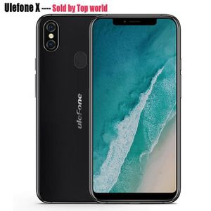 SMARTPHONE Ulefone X Android 8.1 Téléphone Mobile 5.85