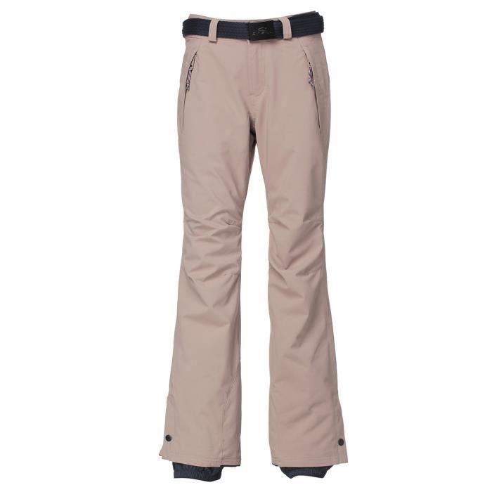 O'NEILL Pantalon de ski Star Fungi - Femme - Beige