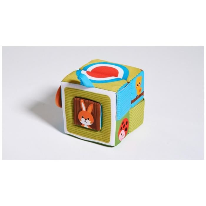 TINY LOVE Jouet d'activité Cube Magique