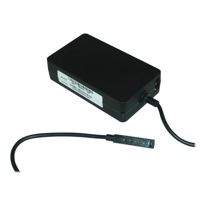 ORIGIN Adaptateur secteur - 44 W - Pour Tablette PC, Ordinateur Portable - 230 V AC Entrée - 12 V DC/3,60 A sortie