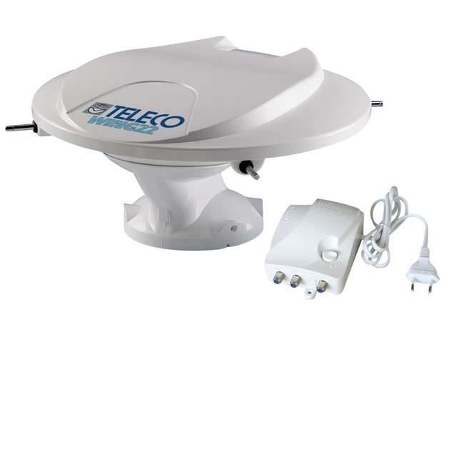 TELECO Antenne Omnidirectionnelle Wing 2 - Camping Car
