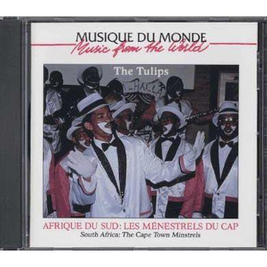 CD MUSIQUE DU MONDE Afrique du Sud : Les Ménestrels du Cap