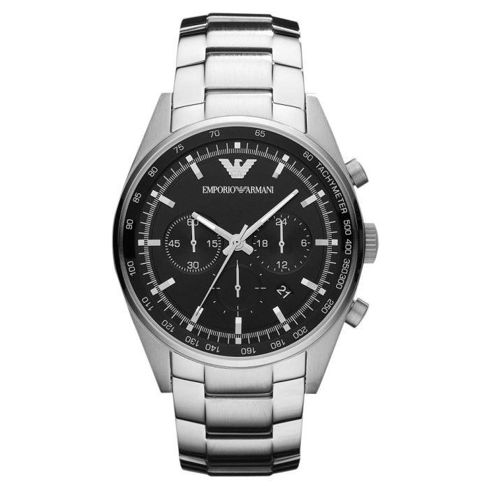 Montre Homme Emporio Armani AR5980 Acier, - Achat vente montre ... 108a4627845