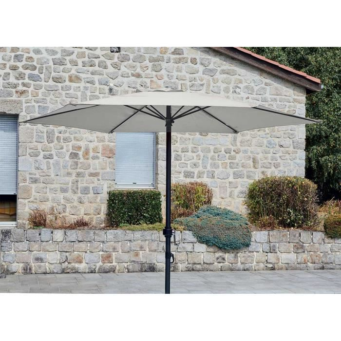 parasol 2m inclinable