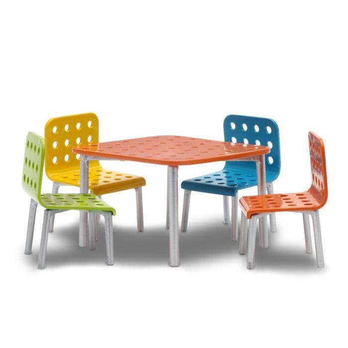 lundby kit mobilier de jardin pour maison poup e achat. Black Bedroom Furniture Sets. Home Design Ideas