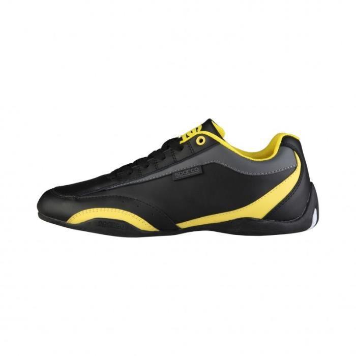 Basket - Sparco - Sneakers pour Homme noir Sparco VVv0EdAziL