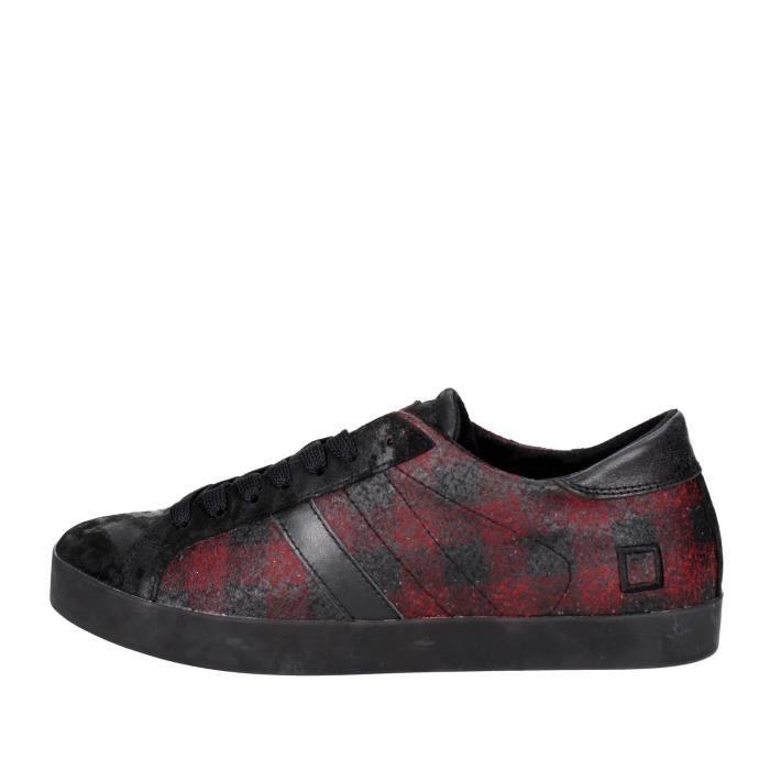 t Noir Homme D e 42 a Rouge Sneakers Petite AFwFCxq7H5