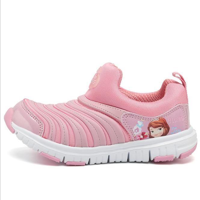 Basket Unisexe Chaussures pour enfants chaussures à chenilles chaussures de sport respirantes ssNFxuO