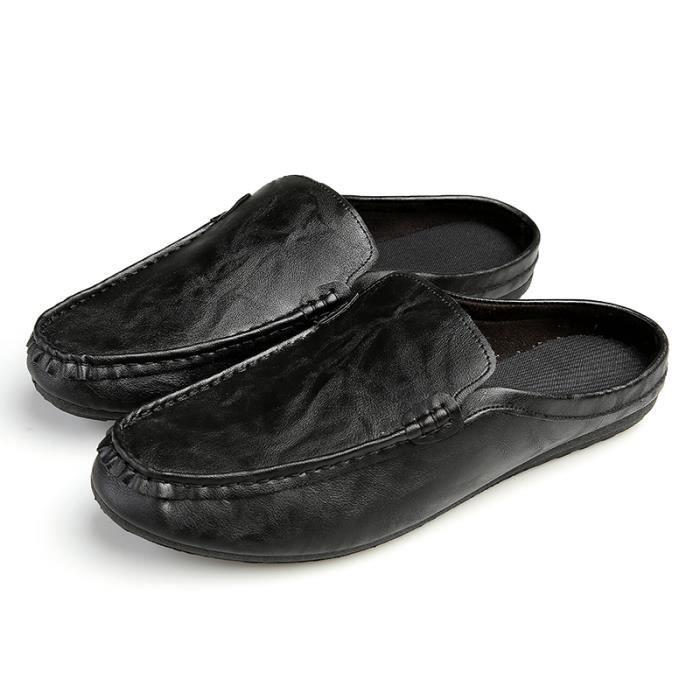 MOCASSIN Moccasin homme 2018 nouvelle marque de luxe chauss