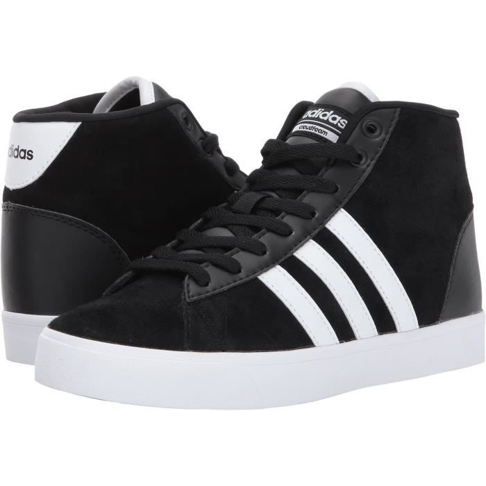 competitive price 5d529 e9a98 BASKET Adidas Neo Cf Daily Qt Mid W Sneaker NQUVA Taille-