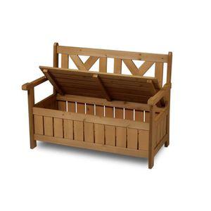 coffre banc jardin achat vente coffre banc jardin pas cher cdiscount. Black Bedroom Furniture Sets. Home Design Ideas