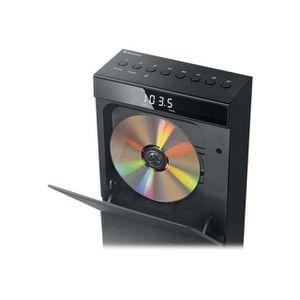 tour de son avec lecteur cd achat vente tour de son avec lecteur cd pas cher soldes d s. Black Bedroom Furniture Sets. Home Design Ideas
