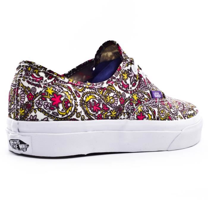 Chaussures Authentic Paisle Vans Femme Liberty Ig6vY7ybf