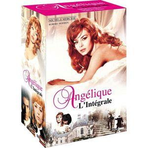 DVD SÉRIE DVD Coffret intégrale Angélique, marquise des a...