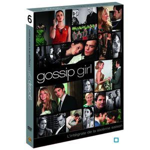 DVD SÉRIE GOSSIP GIRL:S6 /V 3DVD