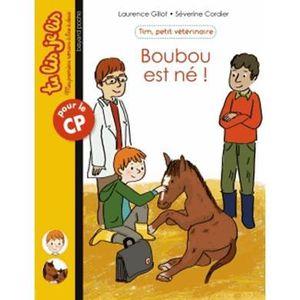 Livre 6-9 ANS Tim, petit vétérinaire