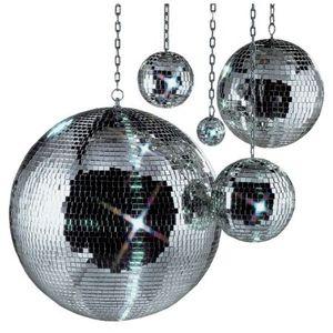 BOULE A FACETTES AMERICAN DJ MIRRORBALL 10 - Boule à facettes