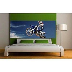 papier peint moto achat vente papier peint moto pas cher cdiscount. Black Bedroom Furniture Sets. Home Design Ideas