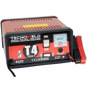 CHARGEUR DE BATTERIE Chargeur de batterie TEC 4- 12-24V-Chargeur batter