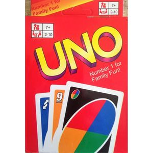 CARTES DE JEU Kita Kaze Uno Jeu de cartes (108cartes à jouer)