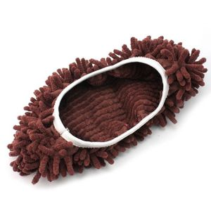 SERPILLIÈRE fibre balai chaussure nettoyage pantoufles polyval