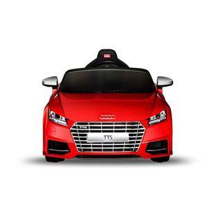 VOITURE ELECTRIQUE ENFANT INJUSA Voiture Electrique Enfant Audi TT - Batteri