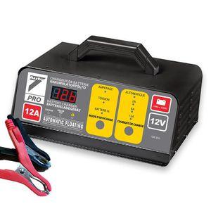 CHARGEUR DE BATTERIE Auto7 708945 chargeur de batterie 12A 12V de 10Ah