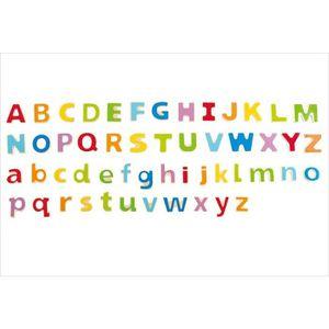 TABLEAU ENFANT Lettres magnétiques bois Hape
