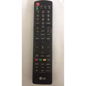 PACK ACCESSOIRES Télécommande d'origine LG AKB72914012