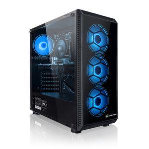 UNITÉ CENTRALE  Megaport PC Gamer AMD Ryzen 3 2200G 4x 3.50GHz • n