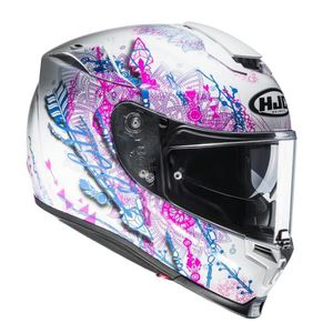 CASQUE MOTO SCOOTER Casques Intégral route Hjc Rpha70 Hanoke