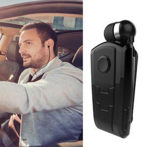 CASQUE - ÉCOUTEURS Ecouteur Bluetooth Alerte vibratoire intra-auricul