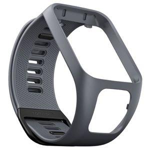 BRACELET D'ACTIVITÉ TOMTOM Bracelet Large Gris pour Montre Spark 3