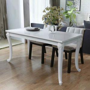 TABLE DE CUISINE vidaXL Table de salle à manger 120 x 70 x 76 cm La 73411cbcb5ef