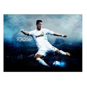 AFFICHE - POSTER Cristiano Ronaldo affiche soie 36x24 pouces (60x90