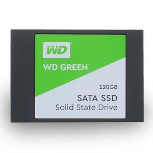 DISQUE DUR SSD Disque Dur Ssd Disque dur interne SSD WD 120 Go 24