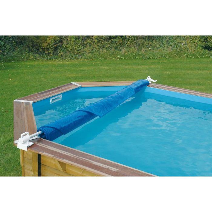 ubbink enrouleur de b ches de piscine l ger amovible. Black Bedroom Furniture Sets. Home Design Ideas