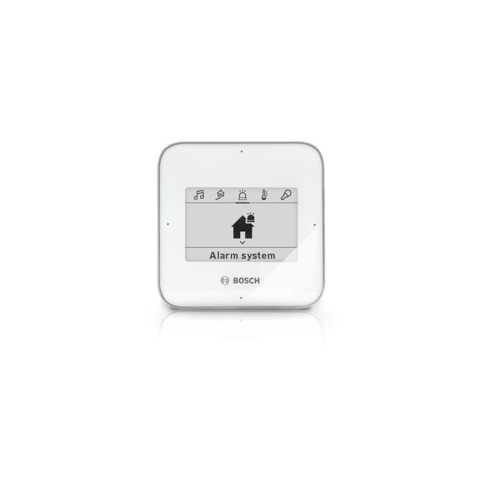 BOSCH Télécommande centrale - Smart Home - lanceur de scénario connecté