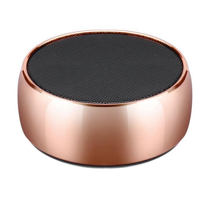 Haut-parleur Bluetooth Sans Fil D'extérieur Nouveau Mini Portable Inséré Carte Sd_d523