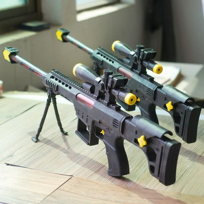 fusil enfant achat vente jeux et jouets pas chers. Black Bedroom Furniture Sets. Home Design Ideas