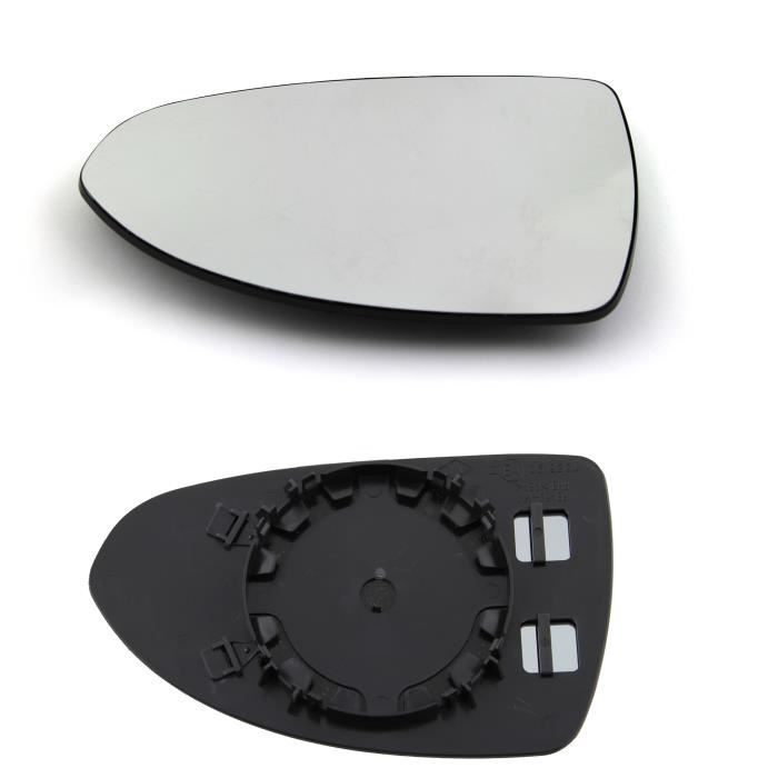 glace retroviseur pour opel corsa d achat vente pas cher. Black Bedroom Furniture Sets. Home Design Ideas