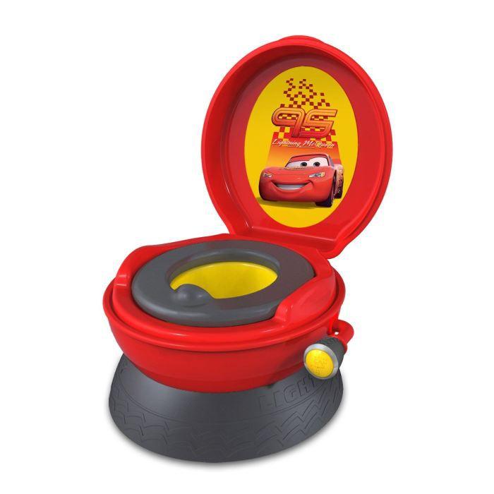 Cars Pot Sonore Rouge Achat Vente Pot 0071463094028